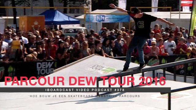Artwork for Hoe bouw je een skateboard wedstrijd baan.