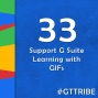 Artwork for Support G Suite Learning with GIFs - GTT033