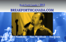 Break Forth Canada 2013 90 Second Promo Video LOW Res for emailing