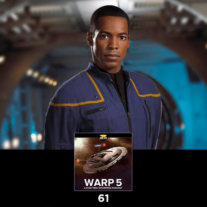 Warp Five 61: Where No Boomer Has Gone Before
