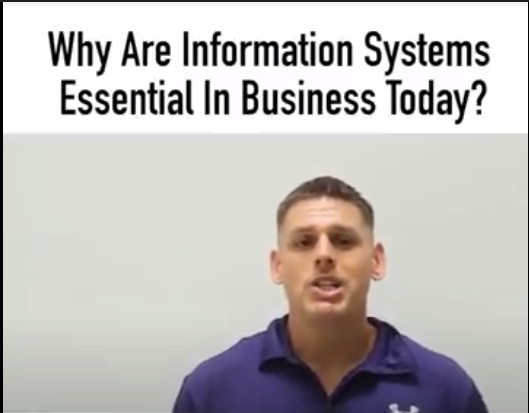 Artwork for Why Are Information Systems Essential In Business Today?   Business Operation System
