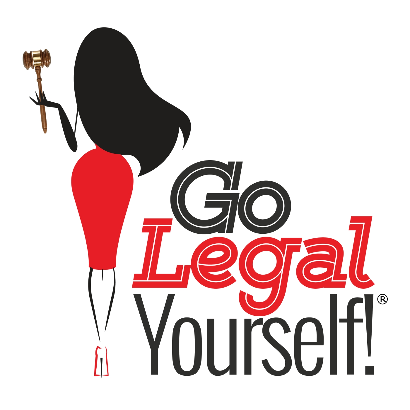 Go Legal Yourself podcast show art