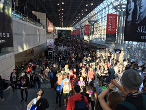 Ep 79: New York Comic Con 2016