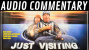 Artwork for Just Visiting Commentary
