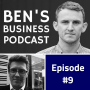 Artwork for Richard Moore - How to START without overthinking - BEN'S BUSINESS PODCAST #9