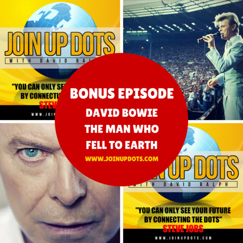 David Bowie: The Man Who Fell To Earth And Stayed A True Oddity (Bonus Episode)