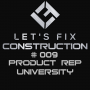 Artwork for Episode #009: Product Rep University