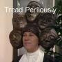 Artwork for Tread Perilously -- Doctor Who: Snakedance