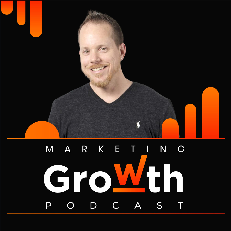 Marketing Growth Podcast show art