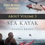 About Vol 3, Sea Kayak with Gordon Brown