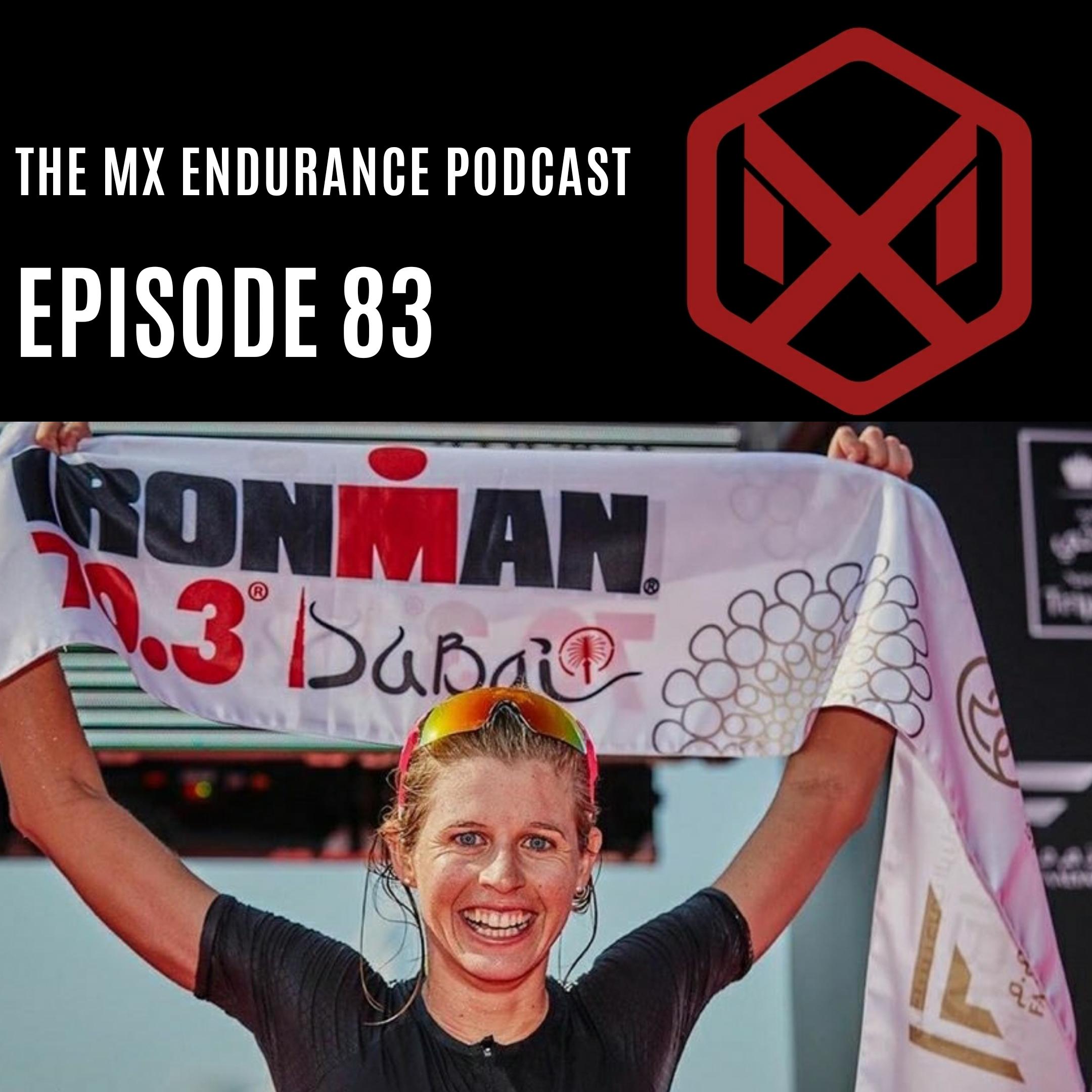 #83 - Dubai 70.3 & The New Bahrain Endurance 13 Team