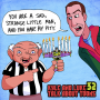 Artwork for Kyle and Luke Talk About Toons #32: Chanukah in the Sandlerverse