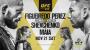 Artwork for Ep 242: Shevchenko vs 50% of Male Flyweights