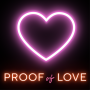Artwork for Proof of Love Ep. 58 Transcendent and Hypnotic Healing with Amy ZIlka