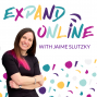 Artwork for 077: Mindset, Your Brain, and Online Sales Tactics with Melina Palmer