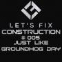 Artwork for Episode #005: Just Like Groundhog Day