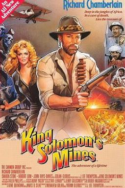 ProgNeg #2 King Solomon's Mines (1985)