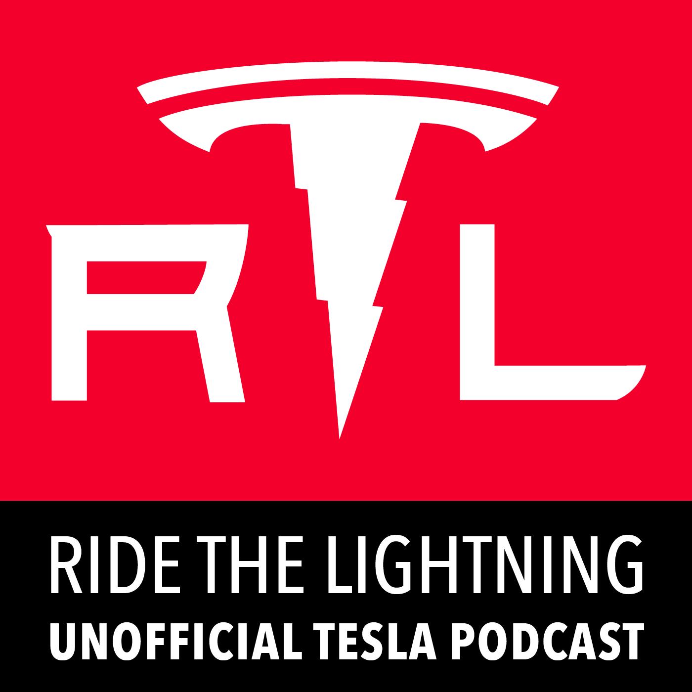 Ride the Lightning: Tesla Motors Unofficial Podcast show art