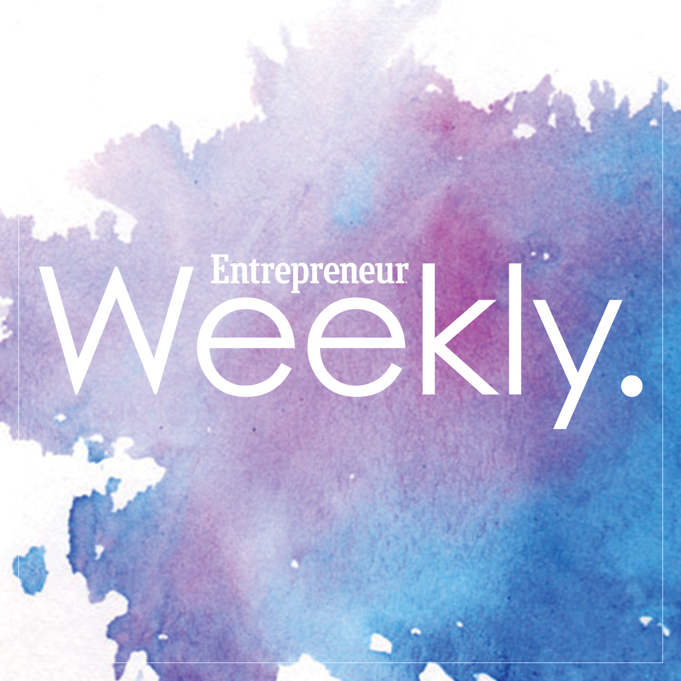 Entrepreneur Weekly show art