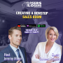 Artwork for Creating A NonStop Sales Boom - with Colleen Francis