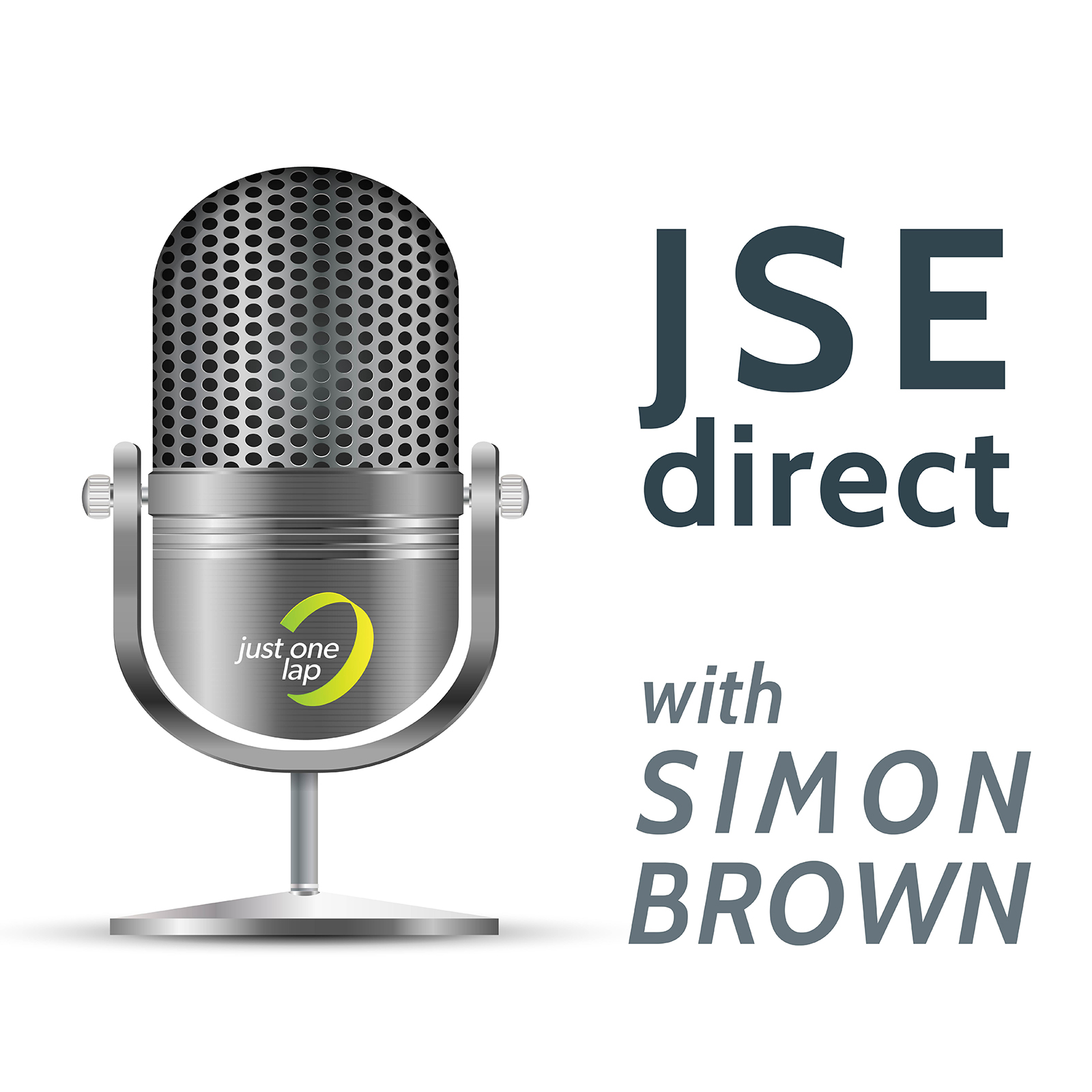 JSE Direct with Simon Brown show art