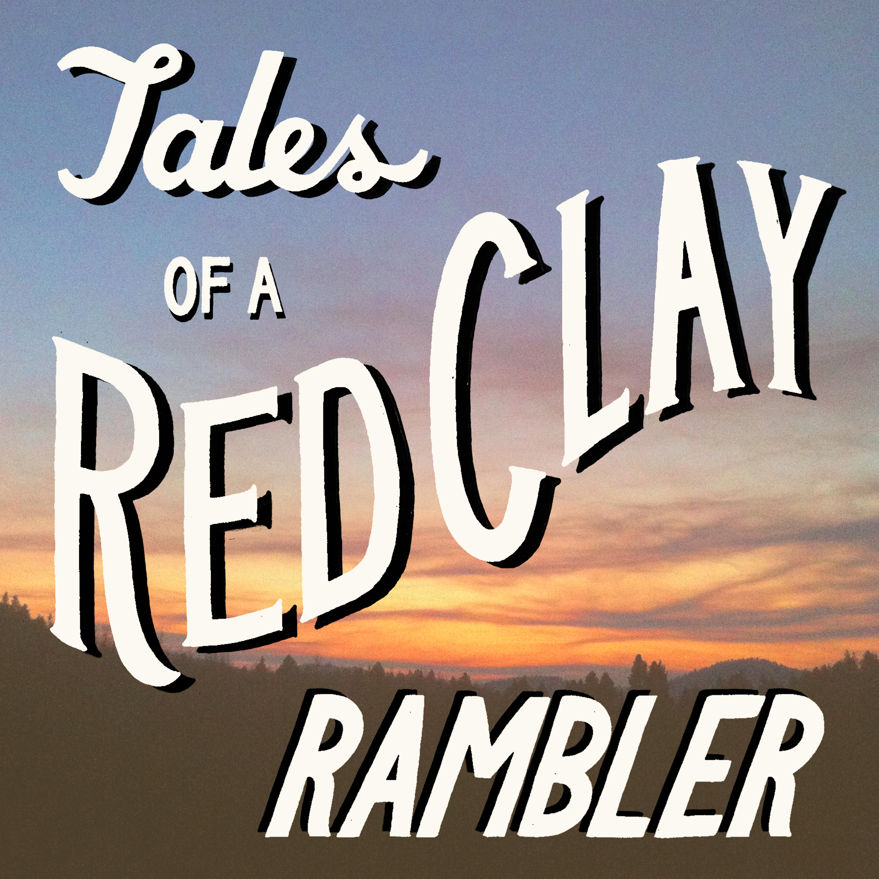 Tales of a Red Clay Rambler: A pottery and ceramic art podcast show art