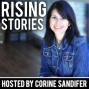 Artwork for Rising Stories Podcast #130 Rosie Roca, VP Salesforce: Moving Forward with Resilience