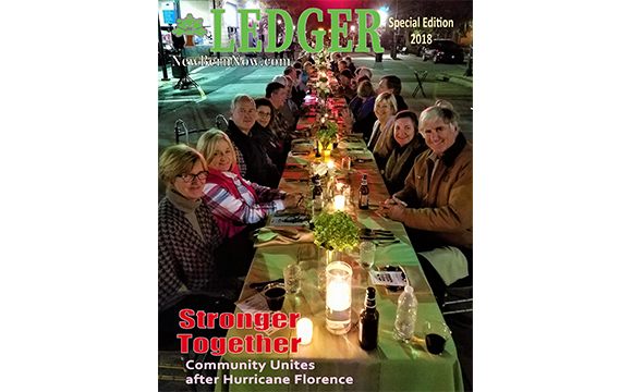 New Bern Now's Ledger Magazine