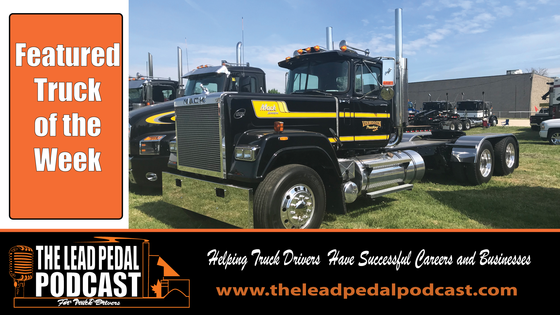 Mack Superliner- Featured Truck