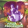Artwork for MICROGORIA 25 – The Final Programme