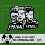 Artwork for Ep. 105: A football weekend that felt like an International break