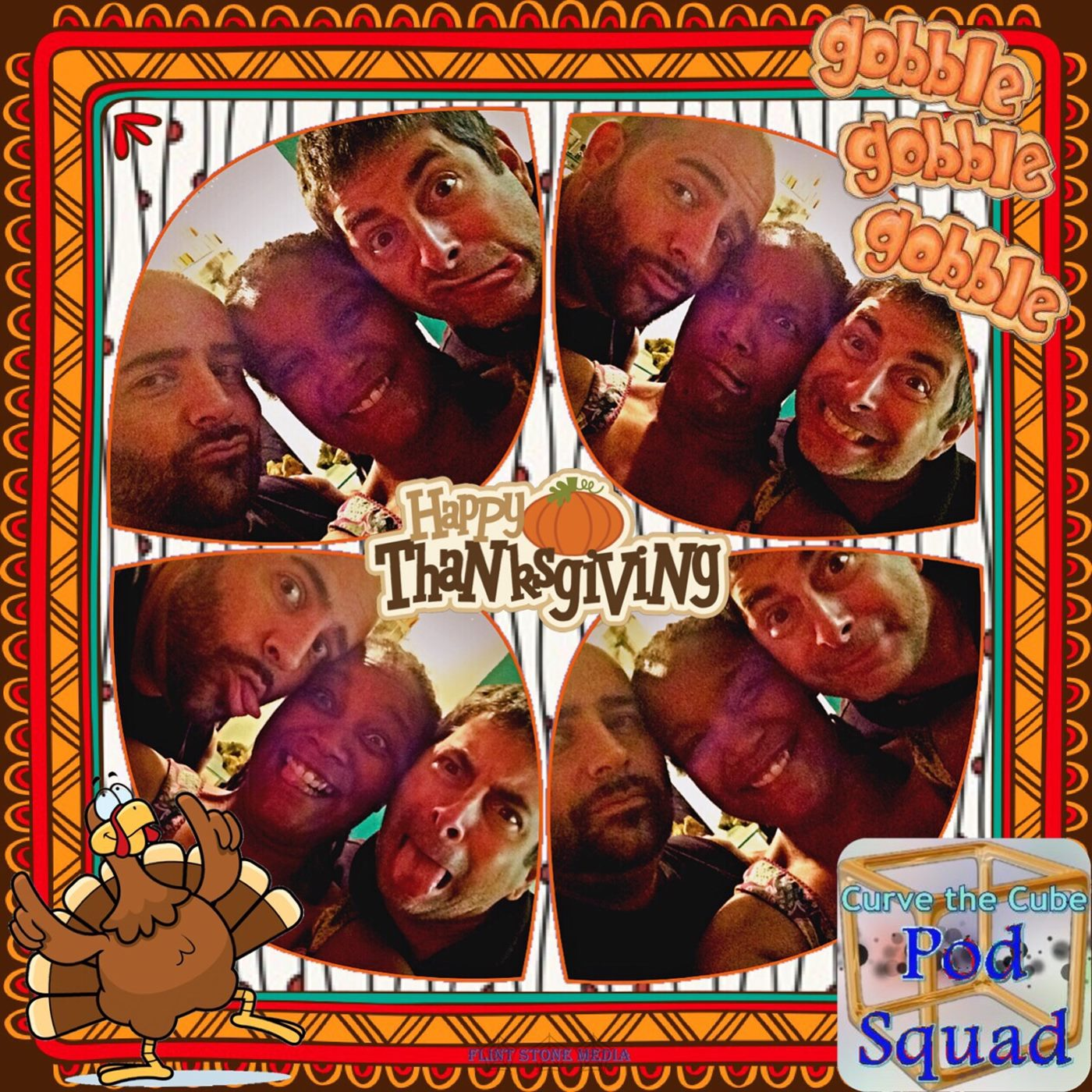 #51 – Pod Squad – Thanksgiving - 2015-11-10