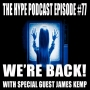 Artwork for The Hype Podcast is BACK!!!