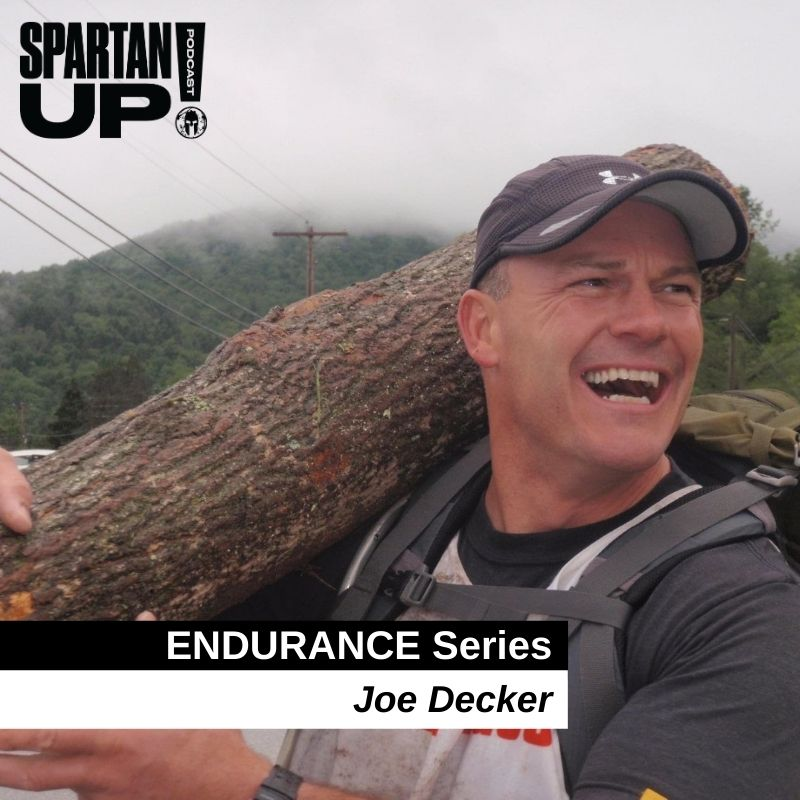 How Joe Decker used GOALS to go from homeless to World's Fittest Man / ENDURANCE