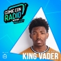 Artwork for King Vader the YouTube sensation chats with Galaxy