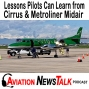Artwork for 188 Nine Lessons from Cirrus Midair Collision over Denver