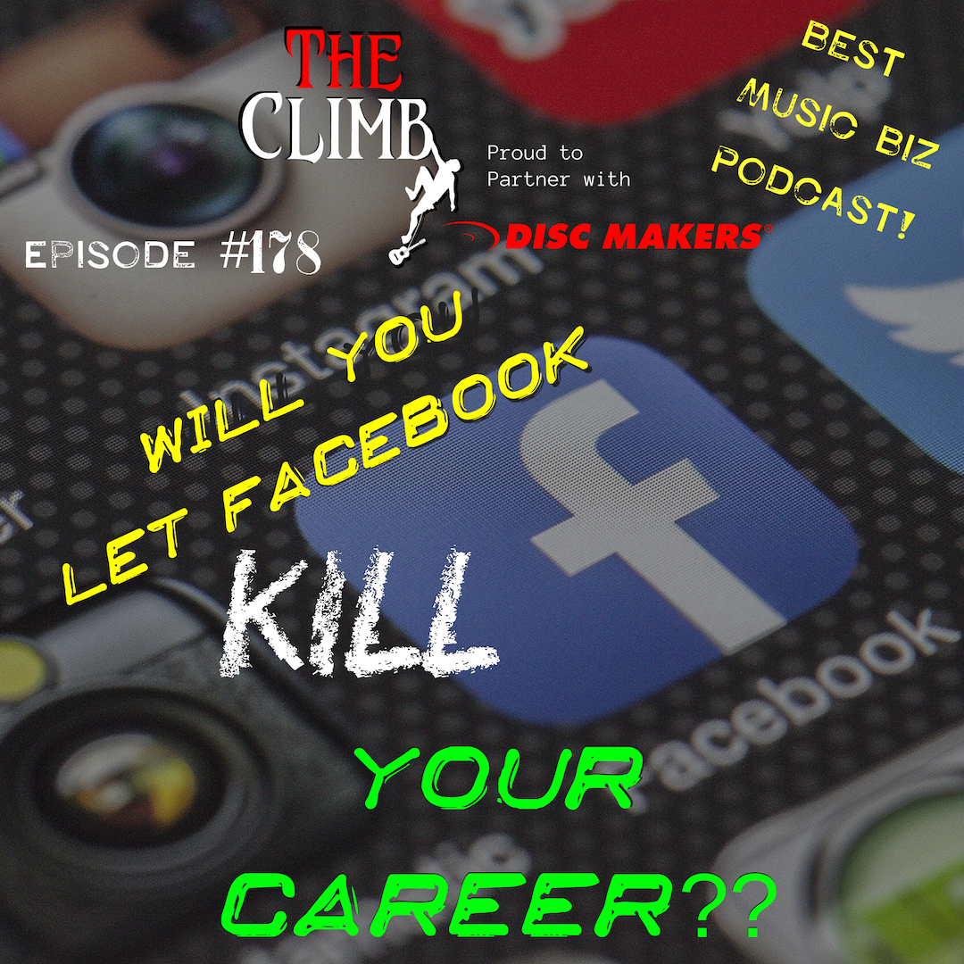 Artwork for 178: Will You Let Facebook KILL Your Career?