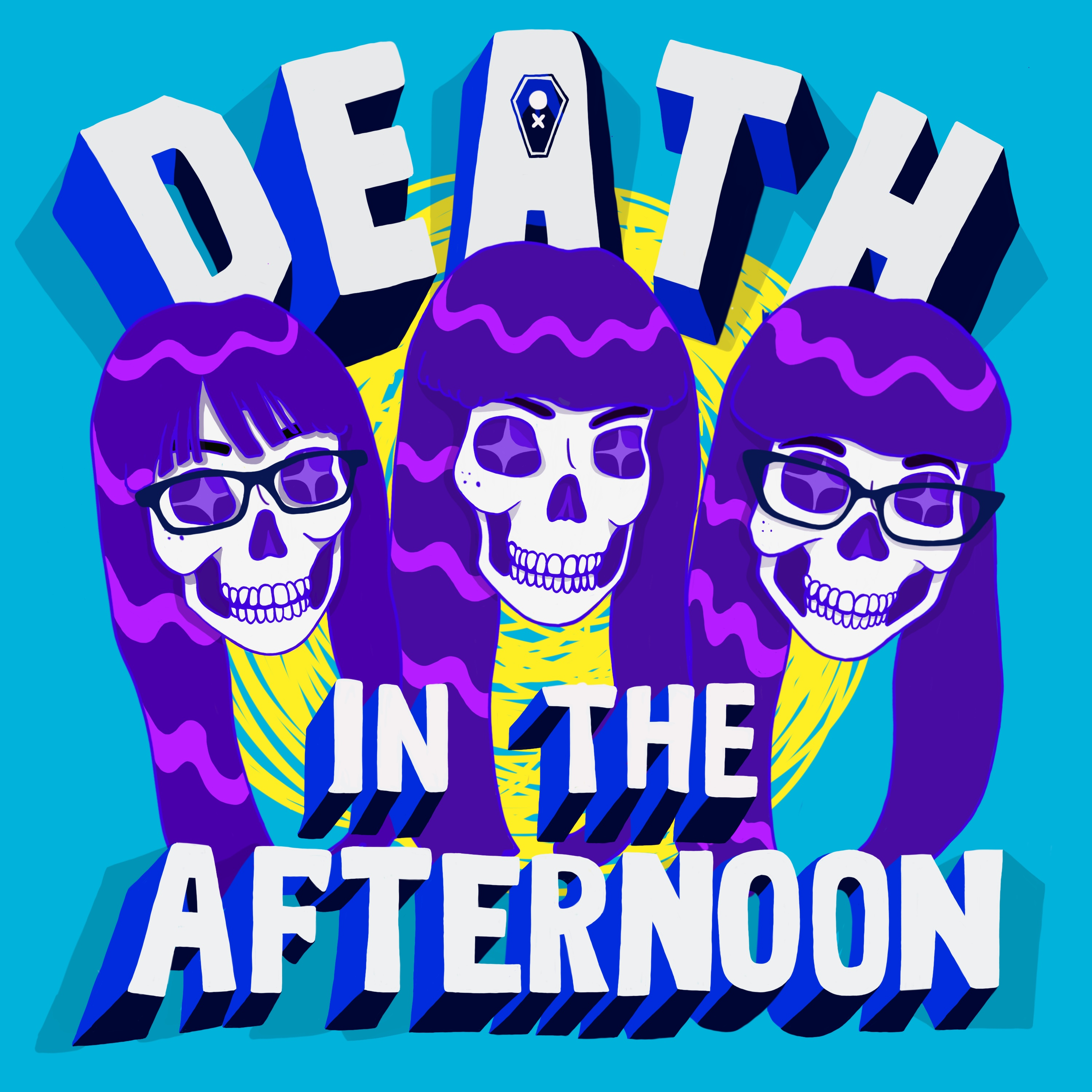Death in the Afternoon show art