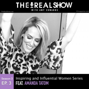 TRS Season 3, Episode 3: Inspiring and Influential Women feat. Amanda Tatom