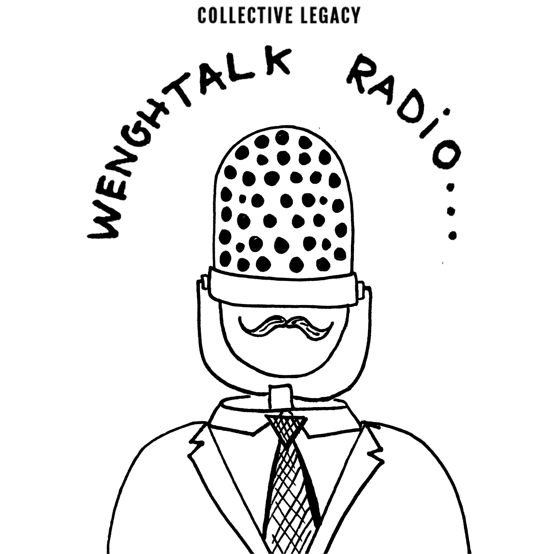 WenghTalk Radio show art
