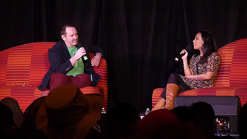 Tim's Take On: Episode 183(Freema Agyeman at Gallifrey One)