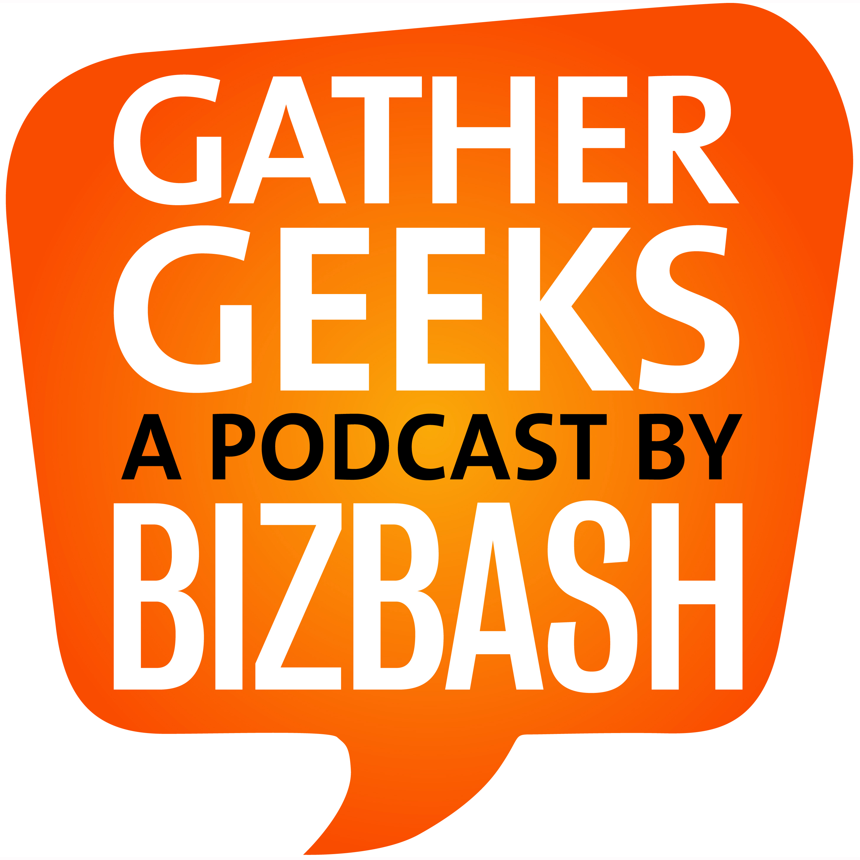 GatherGeeks by BizBash: The Event Industry Podcast show art