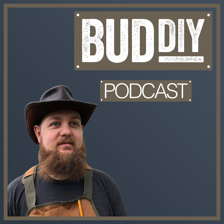 BudDIY Podcast show art