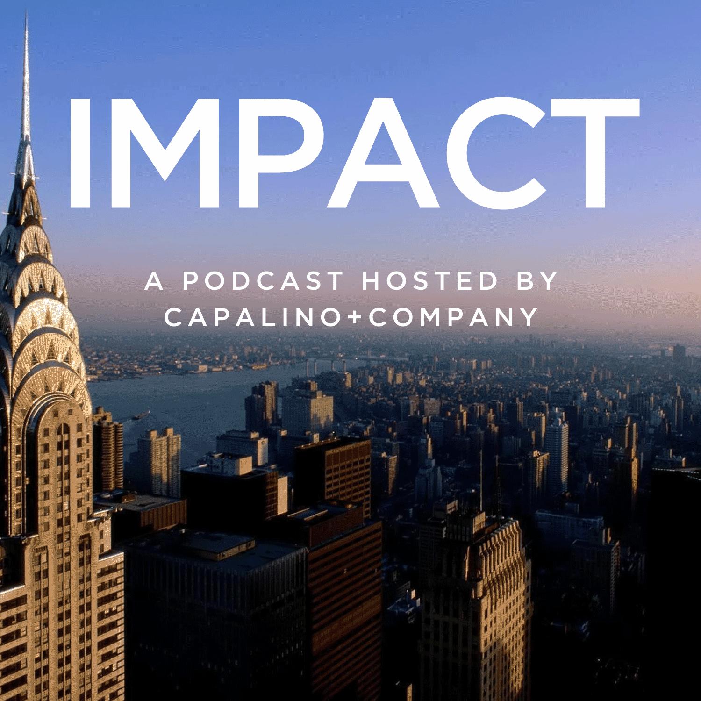 Impact Hosted by Capalino+Company show art