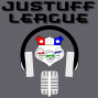 Artwork for Catching Up with The Justuff League