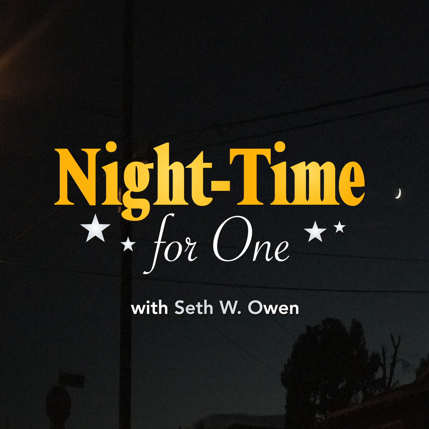 Night-time for One show image