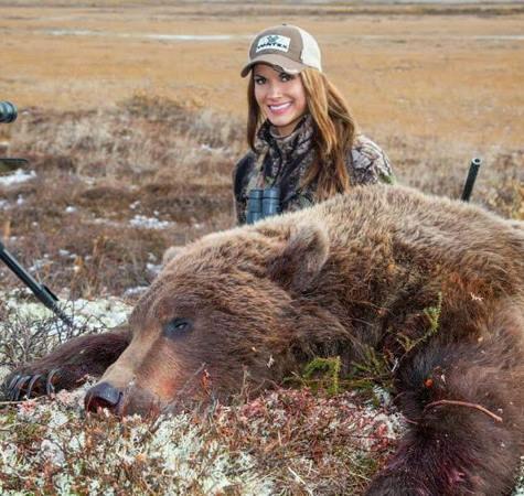 Megan Johnson  Huntress No.2  HFJ 47