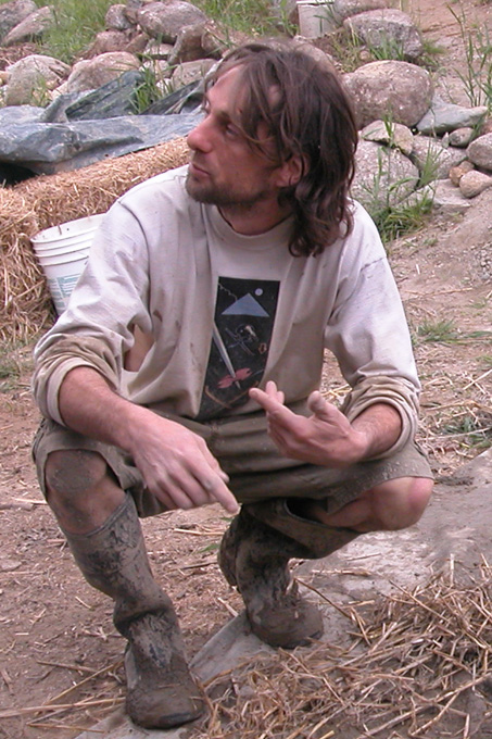 Living in Community on a Permaculture Farm- Josh Trought of D Acres