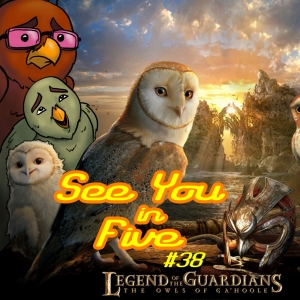 Legend Of The Guardians: The Owls Of Ga'Hoole (Sep. 24, 2010)