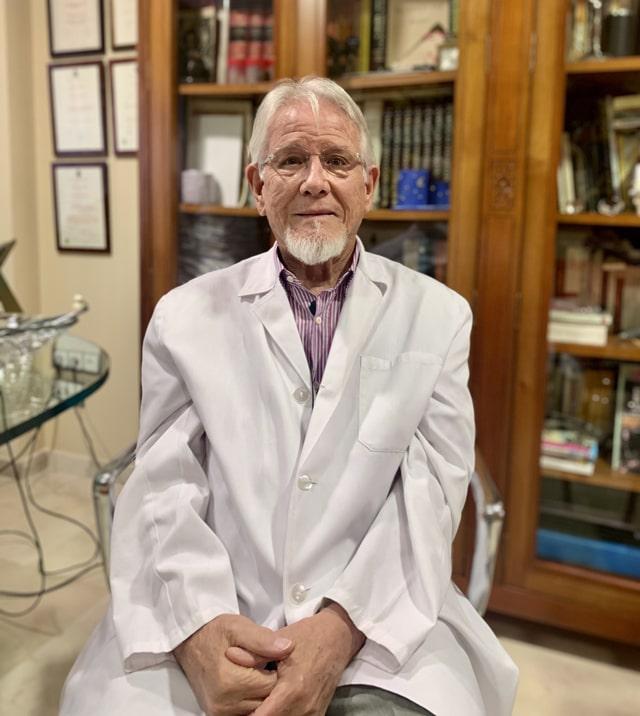 Doctor Juan Rubio macrobiótica y biomedicina